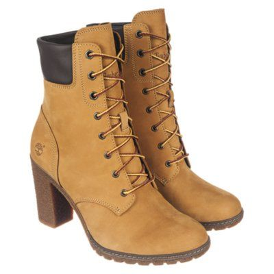 low priced aba2e 6d0e4 Timberland Women s Low Heel Boot Glancy 6 IN