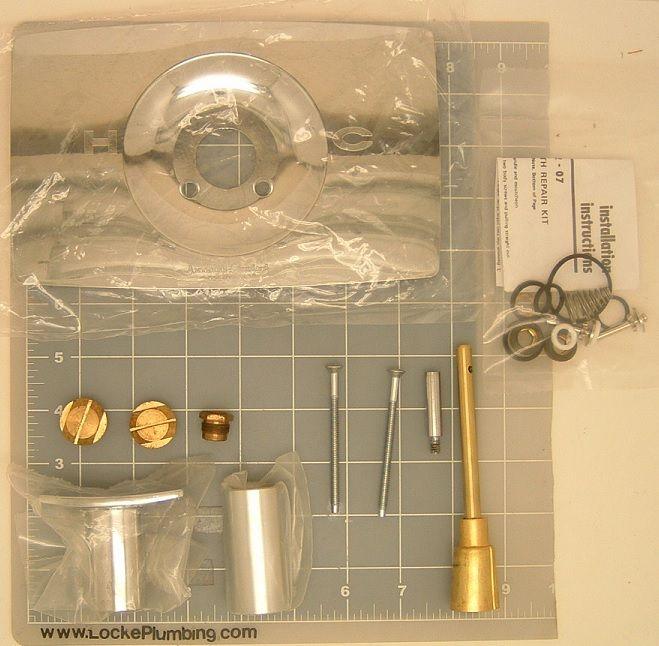 American Standard N1030kit Complete Push Pull Faucet Rebuild Kit