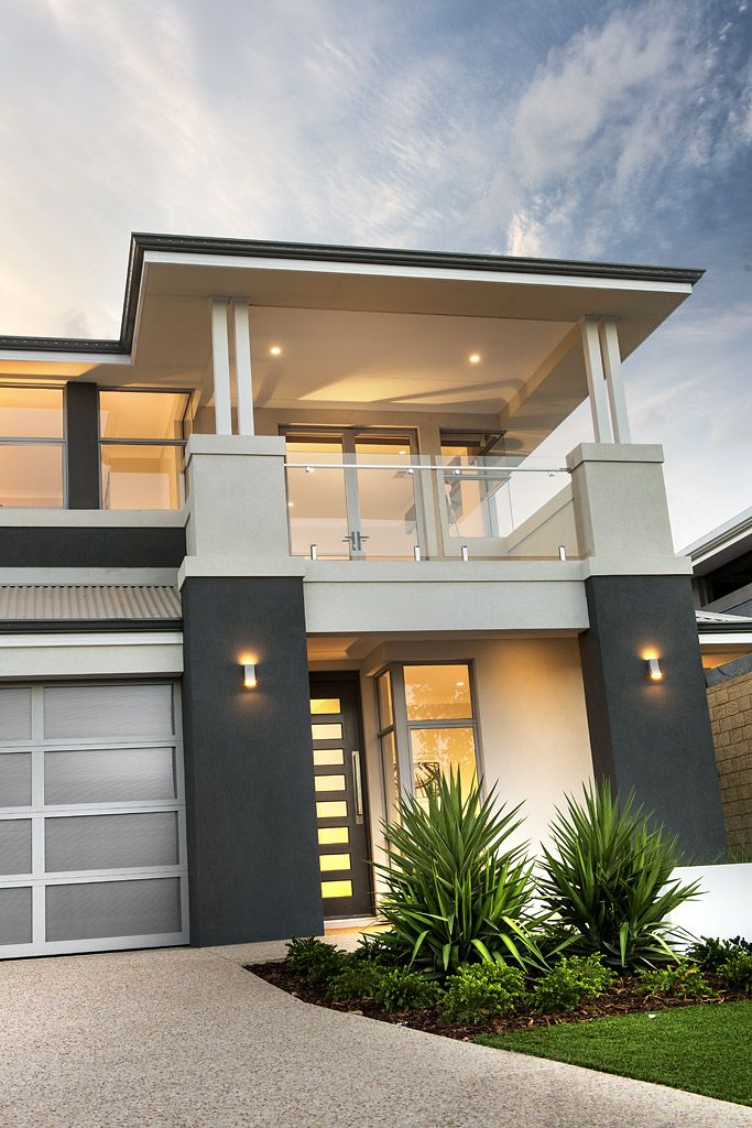 Double & Single Storey Designs In