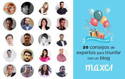 AYUDA PARA MAESTROS: 20 consejos de expertos para triunfar con un blog