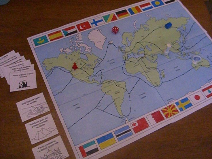 On vacation around the world a board game about famous sites on vacation around the world a board game about famous sites around the gumiabroncs Gallery