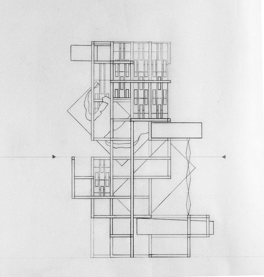 Scaffold Section Cut 1 by m-yun on DeviantArt