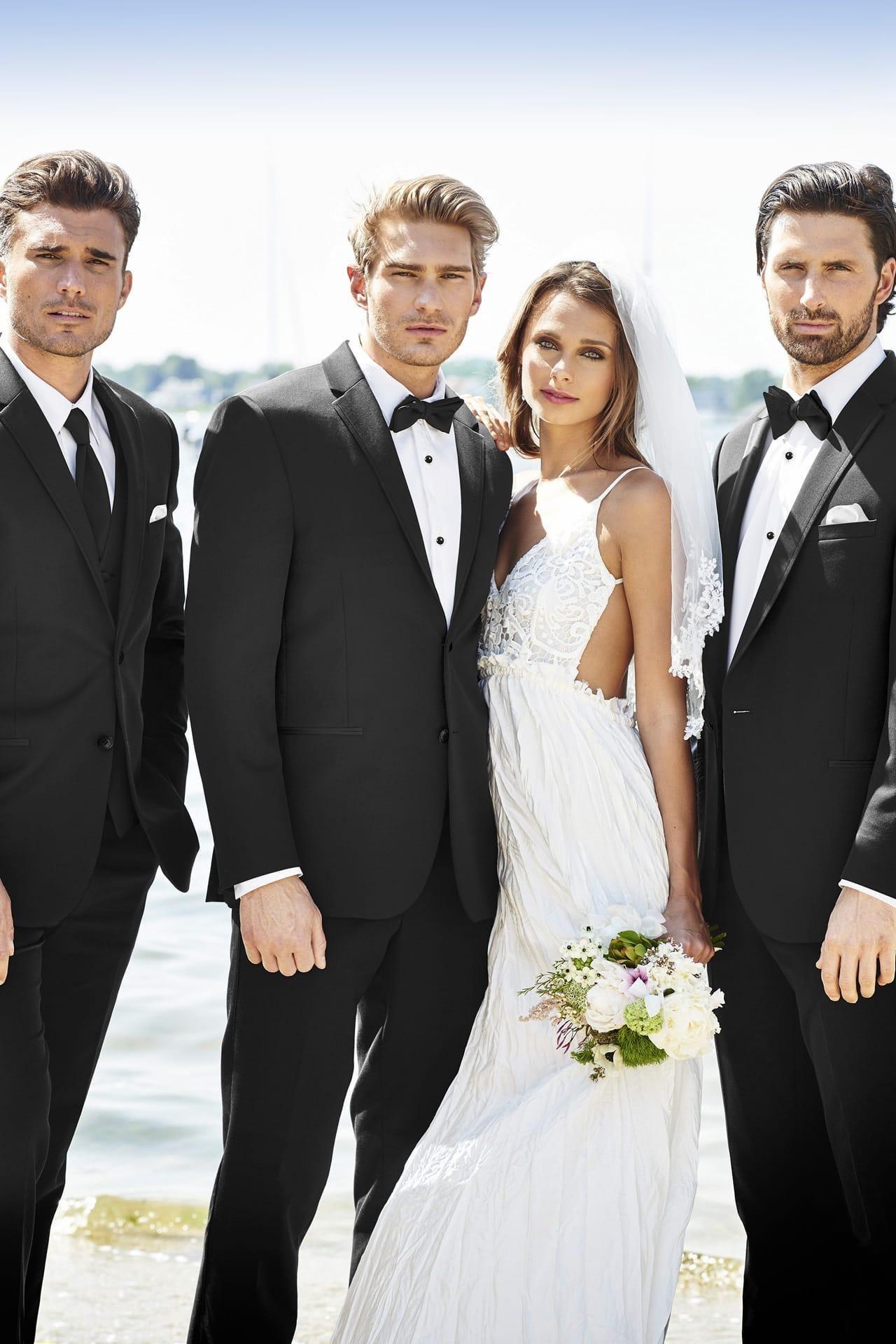 Michael Kors Sterling Wedding Suit Slim Fit Suit | Jim\'s Formal Wear ...