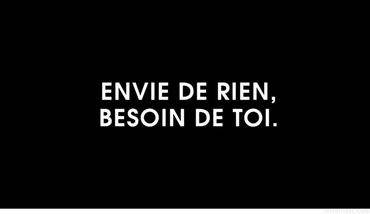 Gut bekannt Envie de rien besoin de toi | Français | Pinterest | Besoin de toi  NH18
