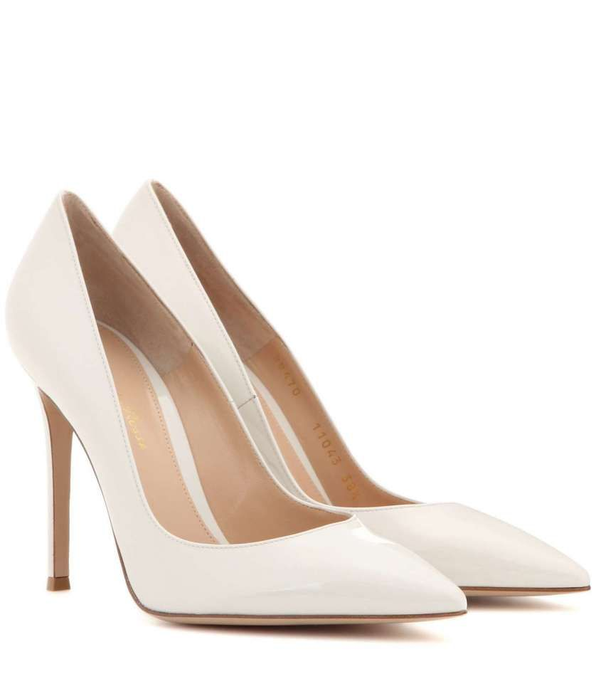 Gianvito 105 Dusty Pink Leather Pumps Gianvito Rossi LLbqtdmpP