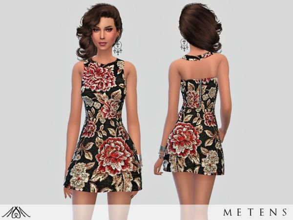 The sims resource spring flower dress 1 by esyram sims 4 the sims resource spring flower dress 1 by esyram sims 4 downloads mightylinksfo