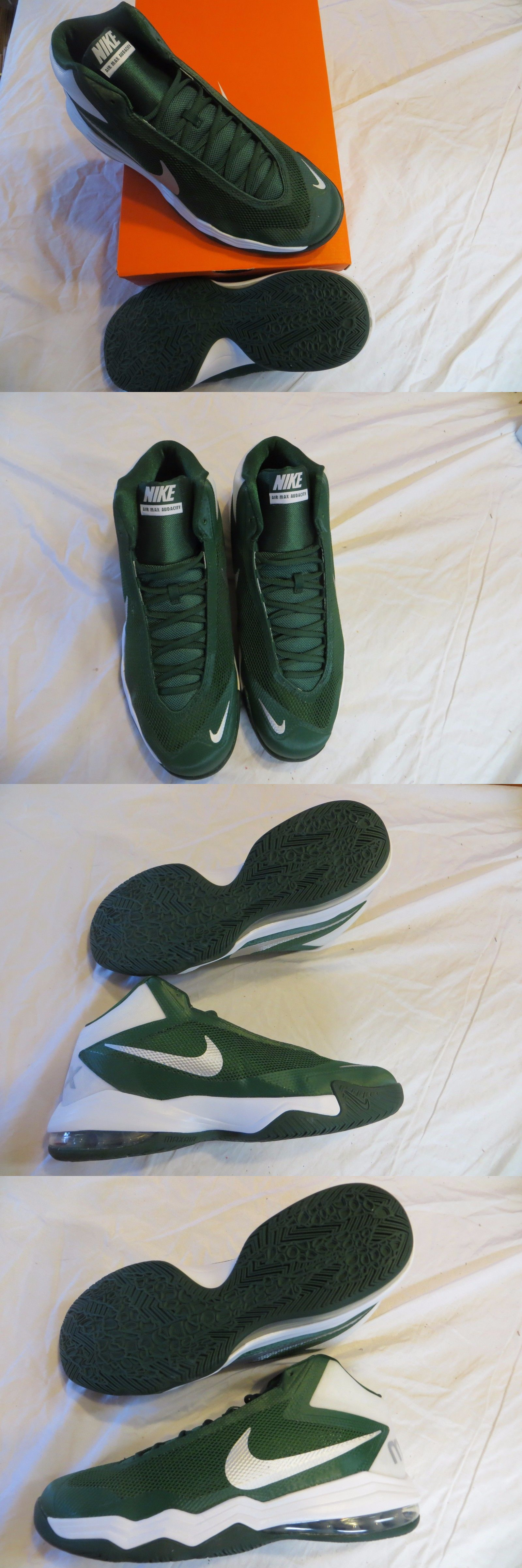 Mixed Items and Lots 63850: Nike Air Max Audacity Tb Anthony Davis Bb Shoes  Sz