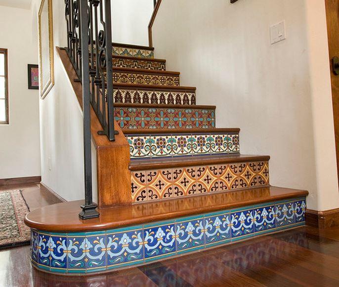 Carrelage Ancien Ciment Occasion Stairs Idée Déco