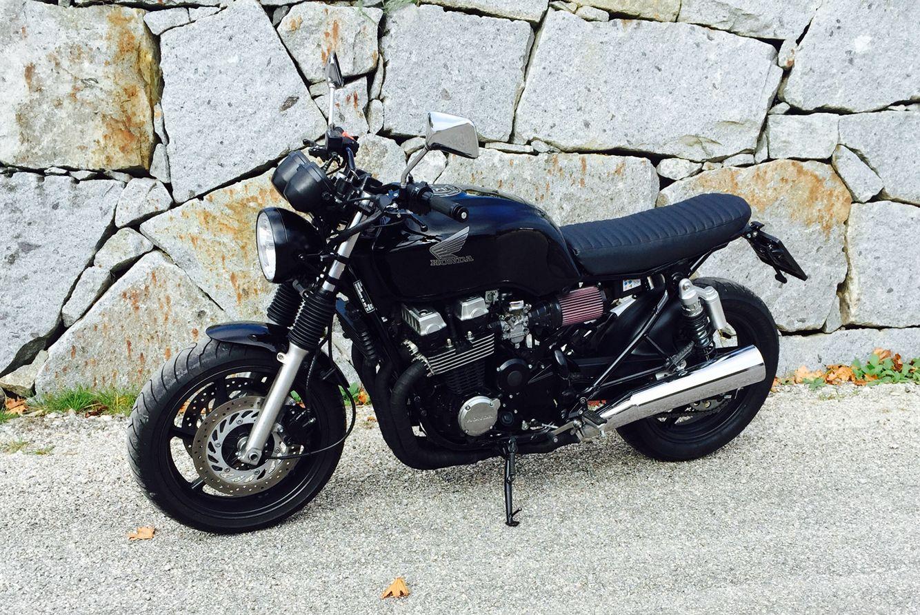 Honda CB750 Sevenfifty Apptec Scrambler