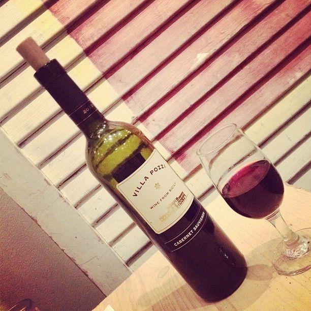 Love this wine ! - Villa Pozzi : Cabernet Sauvignon