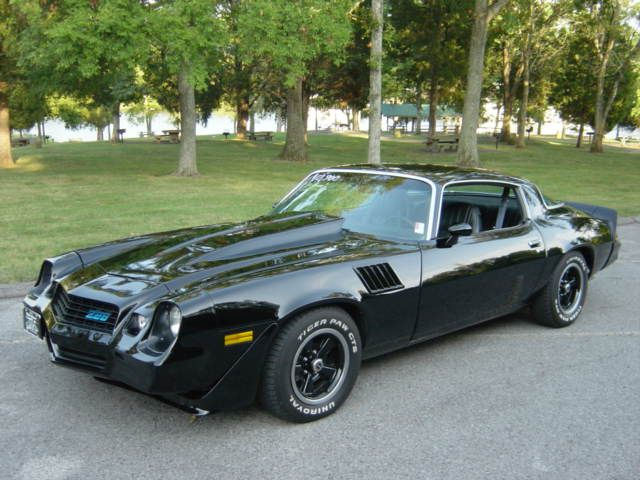 1978 Camaro Z28 Chevy Camero Chevrolet Camaro Muscle