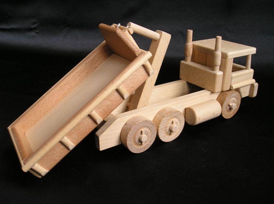 lkw kipper spielzeug aus holz woodworking. Black Bedroom Furniture Sets. Home Design Ideas