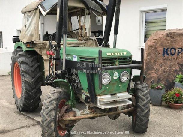 deutz fahr d 4006 allrad oldtimer traktor tractors. Black Bedroom Furniture Sets. Home Design Ideas