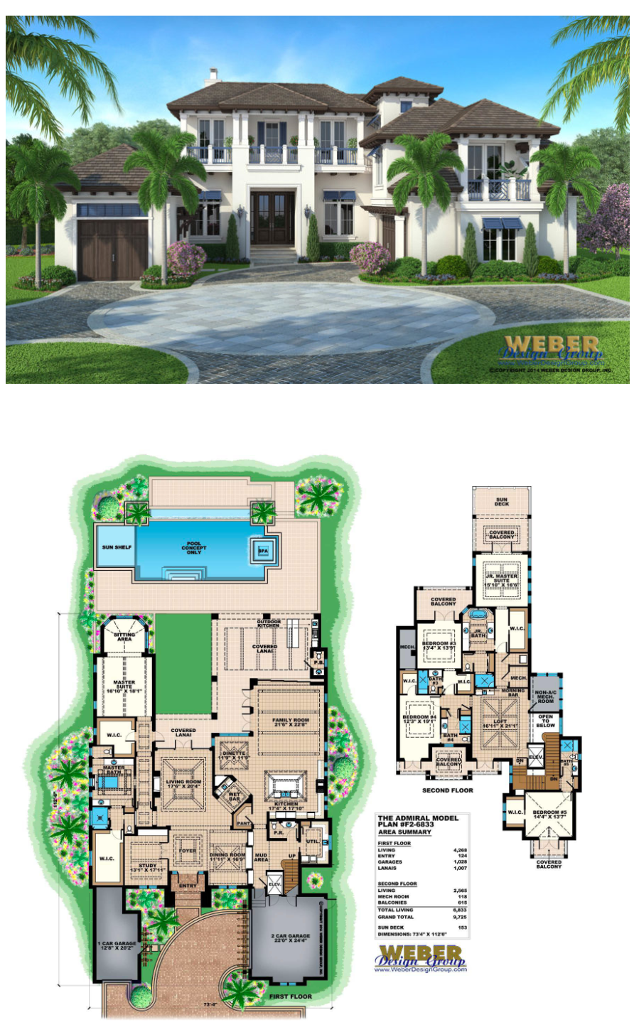 Beach House Plan Contemporary West Indies Beach Home Floor Plan Beach House Plan Coastal House Plans Beach House Plans