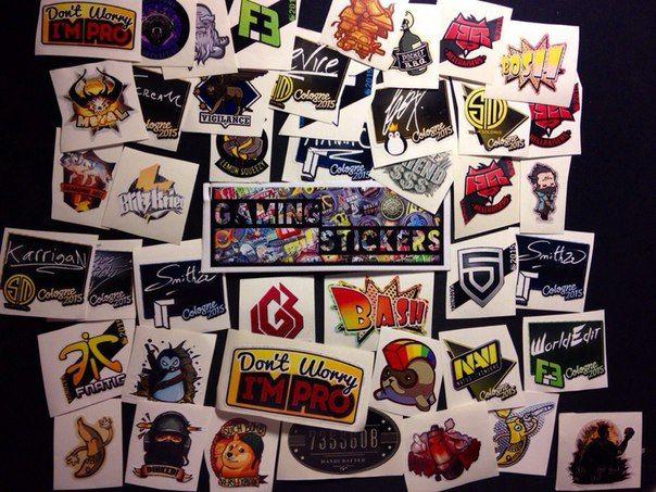 """http://www.ebay.com/usr/stickers-shop_ua  We have all stickers from CS""""GO, you can choose any you want!"""