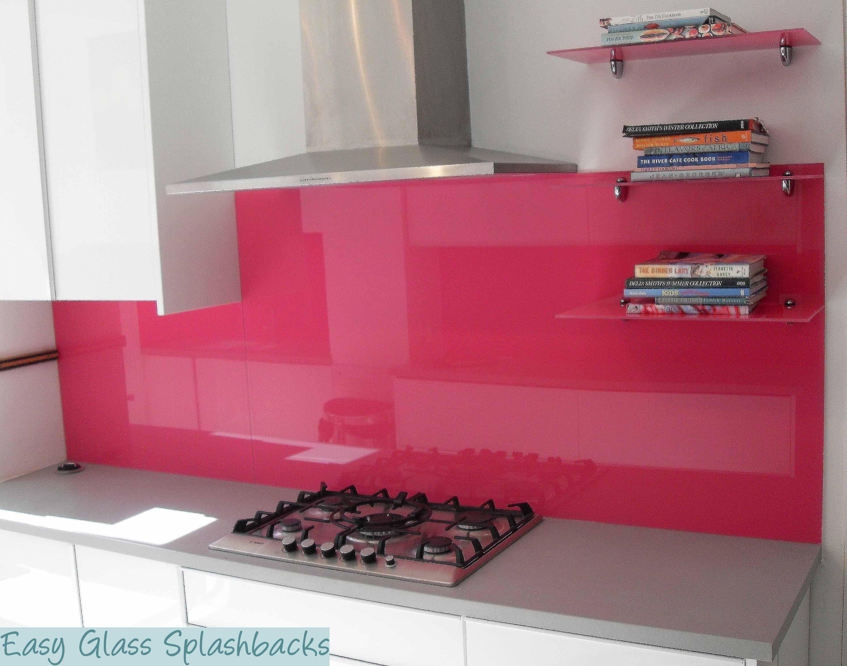 Pin By Easy Glass Splashbacks On Pink
