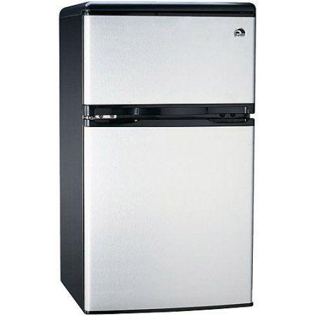 Captivating Free Shipping. Buy Igloo 3.2 Cu. Ft. 2 Door Refrigerator And Freezer