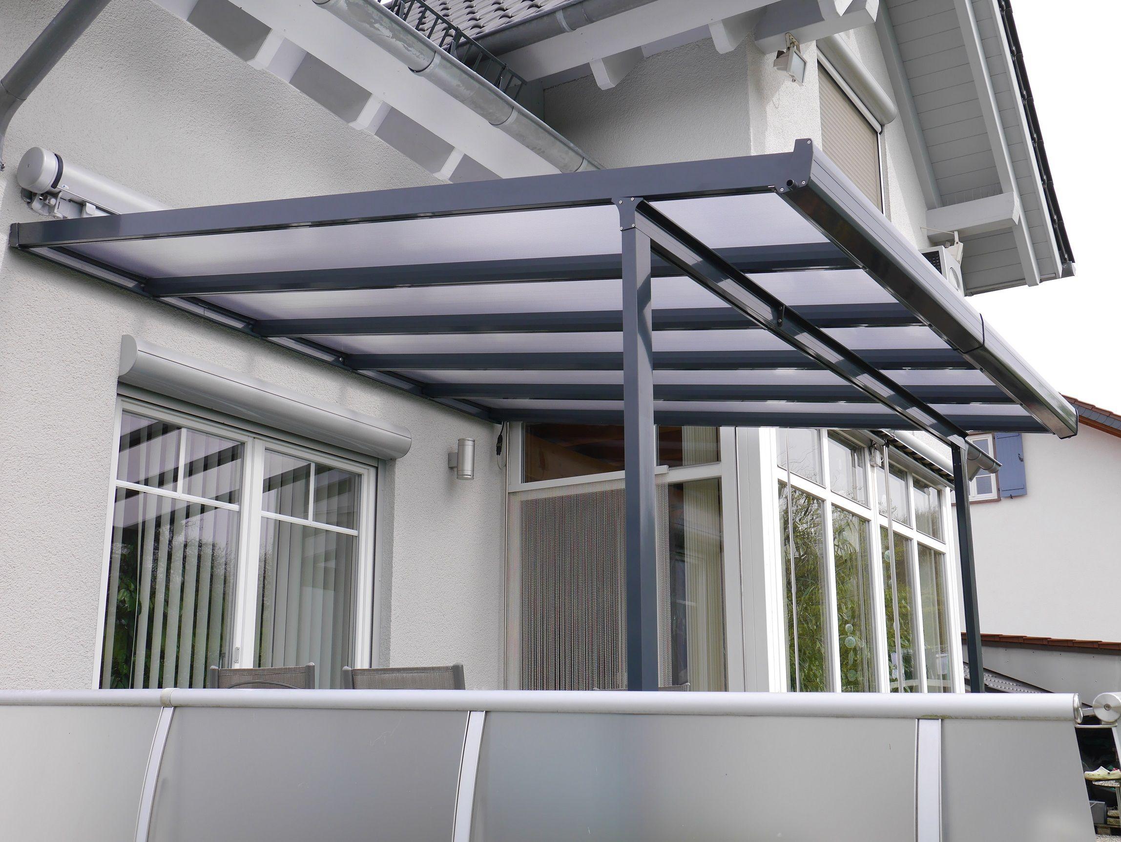 Terrassendach & Carport Bausatz Typ A 3000x3000mm