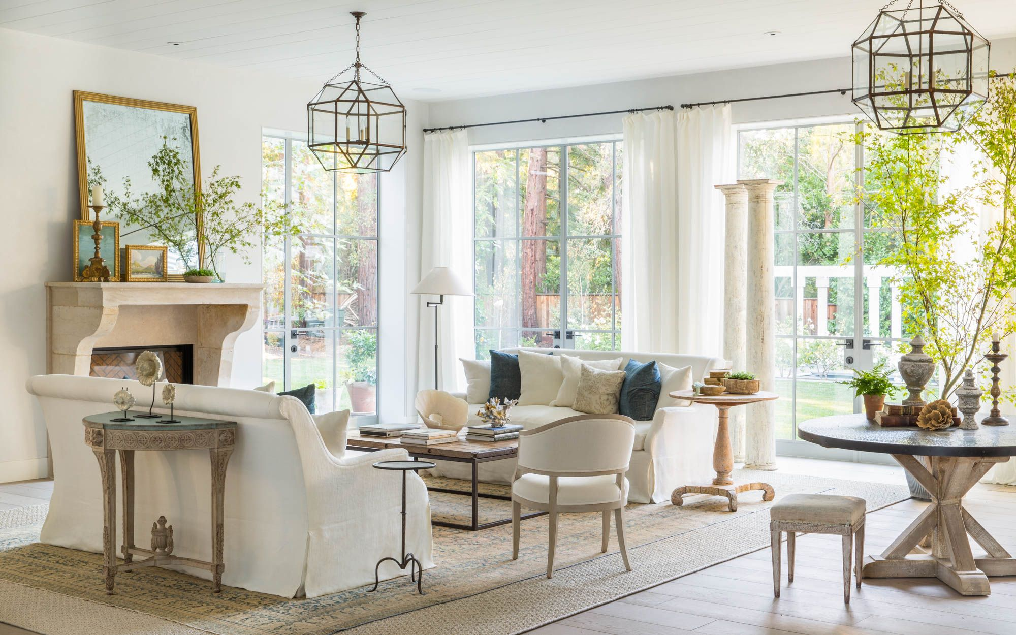 A Californian Home Decorated in Elegant Neutrals | Modern ...