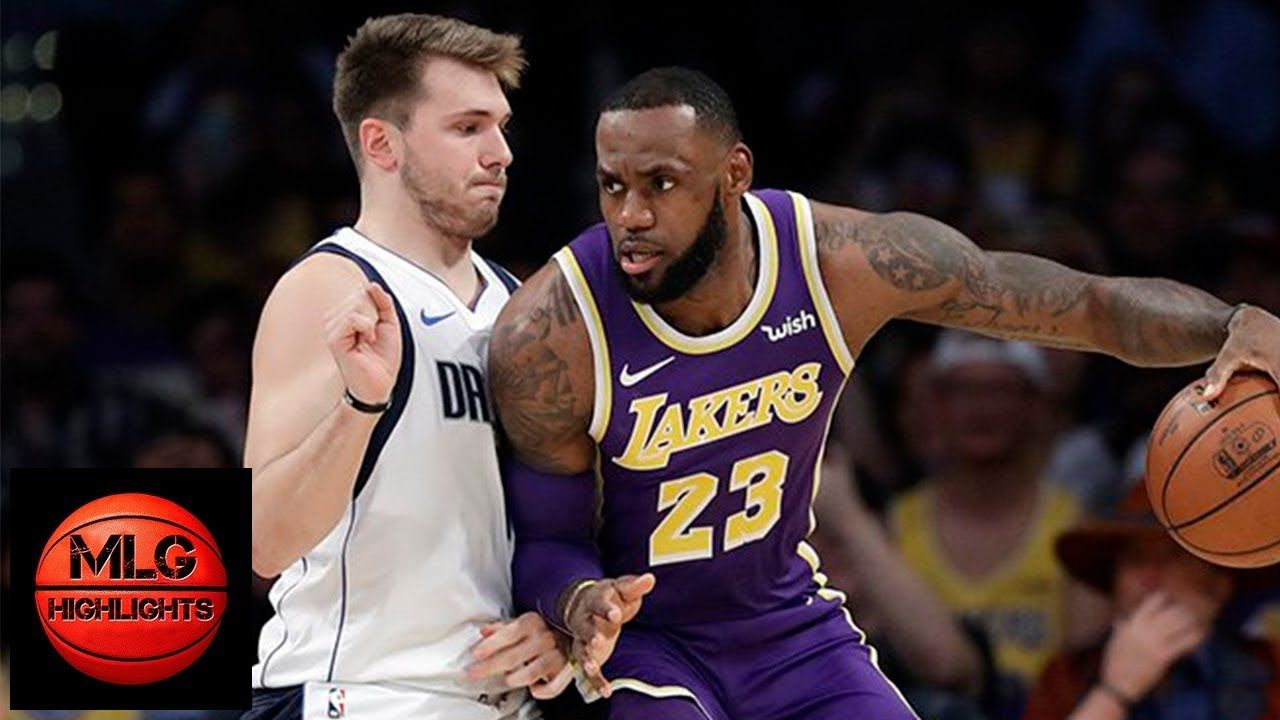 Los Angeles Lakers Vs Dallas Mavericks Full Game Highlights 10 31 2018 Lakers Vs Dallas Mavericks Los Angeles Lakers