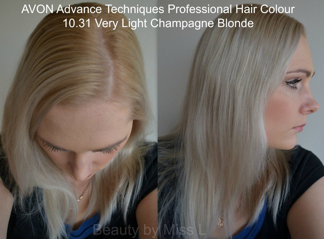 AVON Advance Techniques Professional Hair Colour | Professional ...