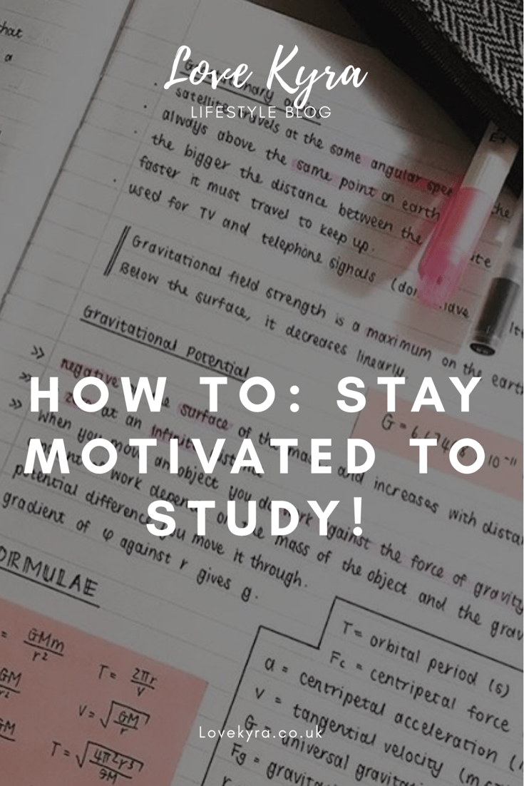 3f3fa04e627a29fe9e4919ea63796964 - How To Get Motivated To Study For A Test