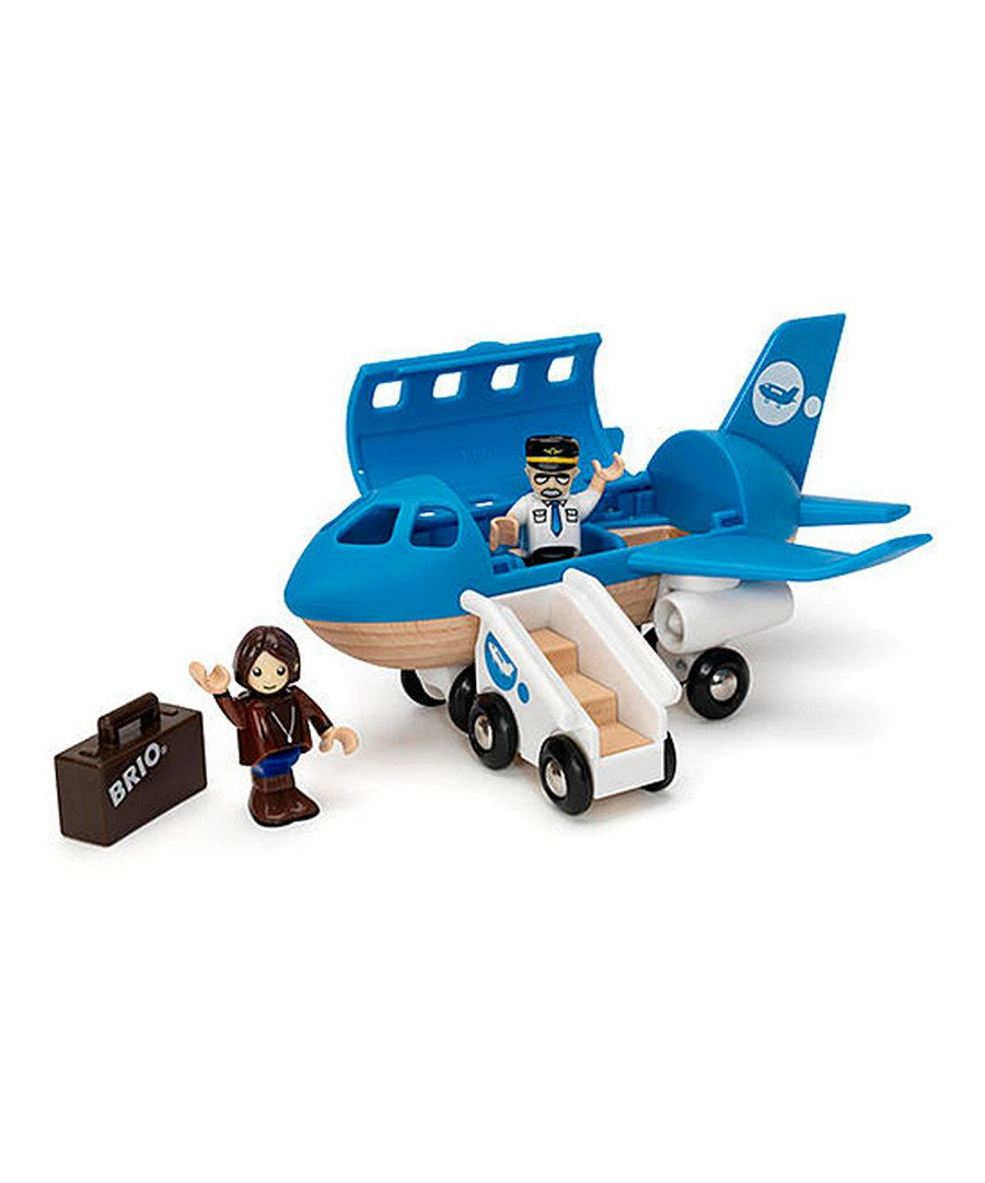 Cool car toys  Look at this Airplane Boarding Toy Set on zulily today  Airplane