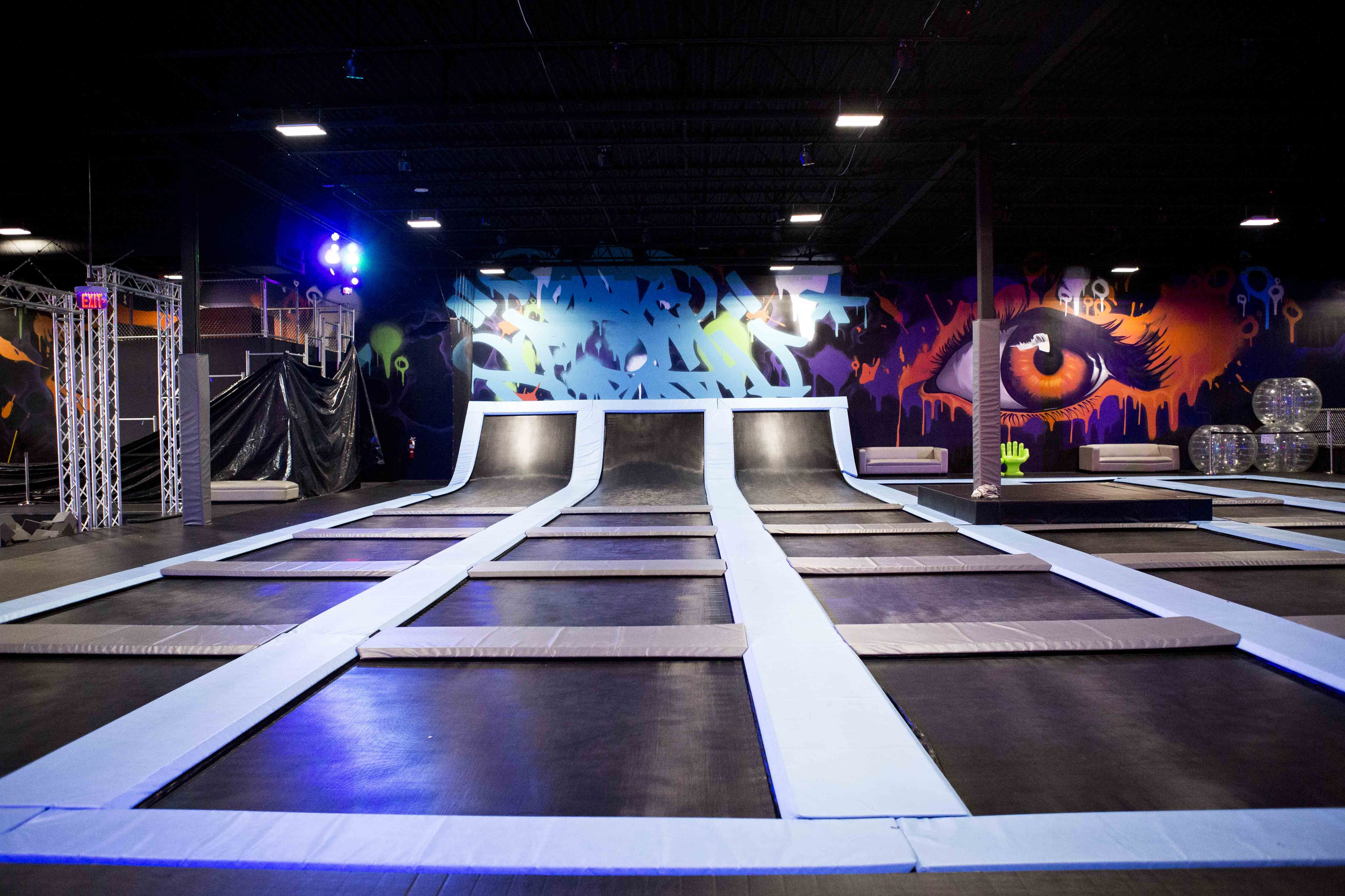 DEFY Extreme Air Sports in Thornton Is More Than Just a