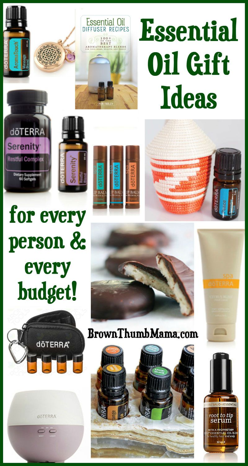 Doterra Christmas Gift Ideas.Essential Oil Gift Ideas For Everyone Doterra Your Holiday