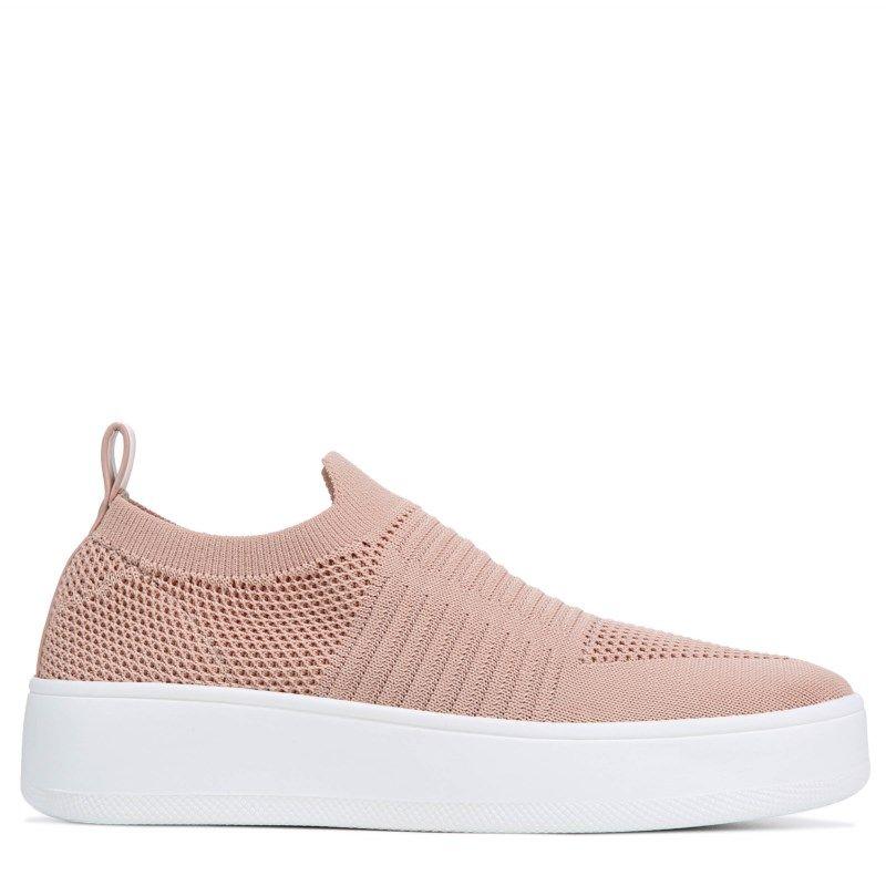 2c445363ae7 Steve Madden Women s Beale Slip On Sneakers (Pink)