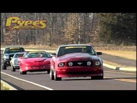 Pypes Performance Exhaust Corporate Passion Video