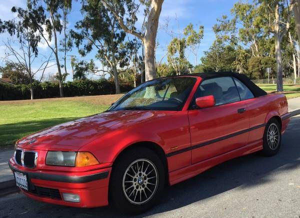 BMW I Convertible Les Voitures Pinterest Bmw I - 1998 bmw 328i for sale
