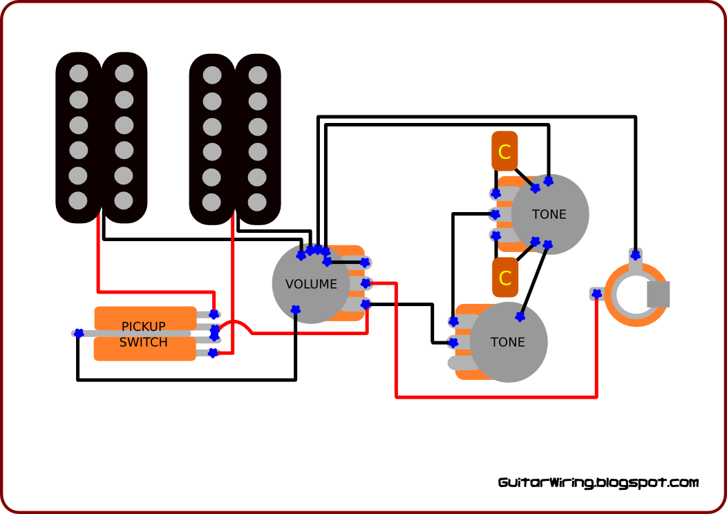 3f3ff6f07b76b1847828b1861f9a737e the guitar wiring blog diagrams and tips guitar wiring with Guitar Wiring Diagram Two Humbuckers at bayanpartner.co