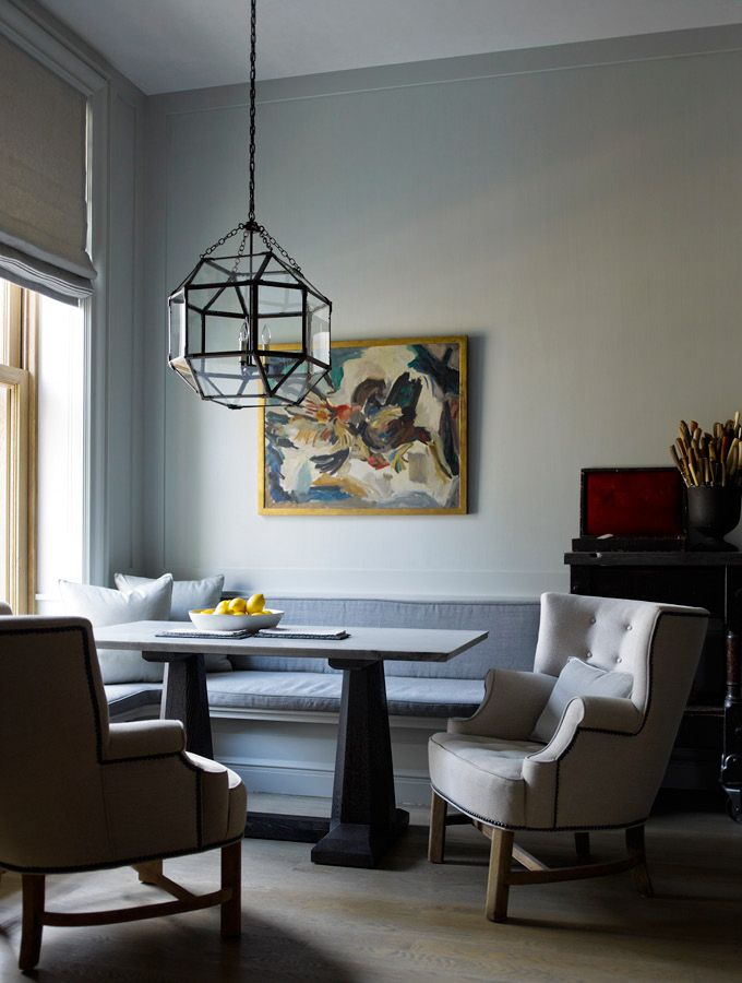 Steven Gambrel Plaza Hotel Astor Suite {The French Bohemian The