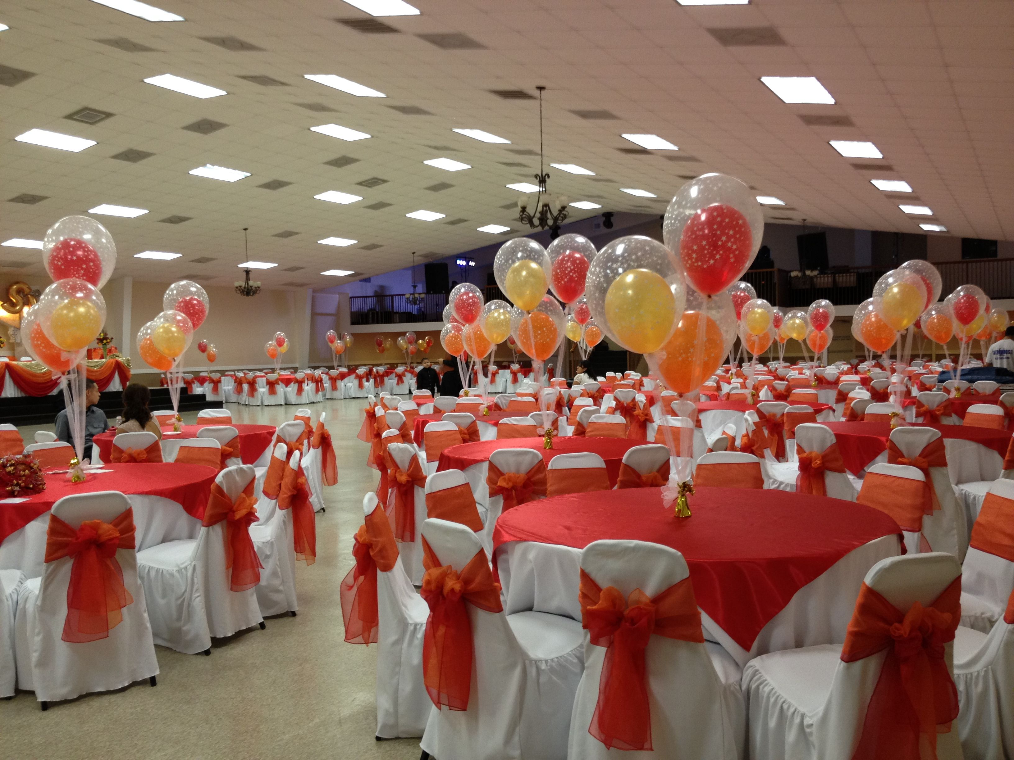 Quinceanera decorations balloon decorations i would do for Balloon decoration ideas for quinceaneras