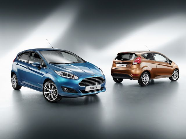 All Cars Nz 2012 Ford Fiesta 2 And 4 Doors 2013 Car Model Ford Fiesta Hatchback