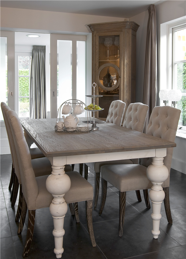 Dining Room Tables And Chairs Bosun Chair Accessories Rustic Table Upholstered Rooms In 2019 Pinterest