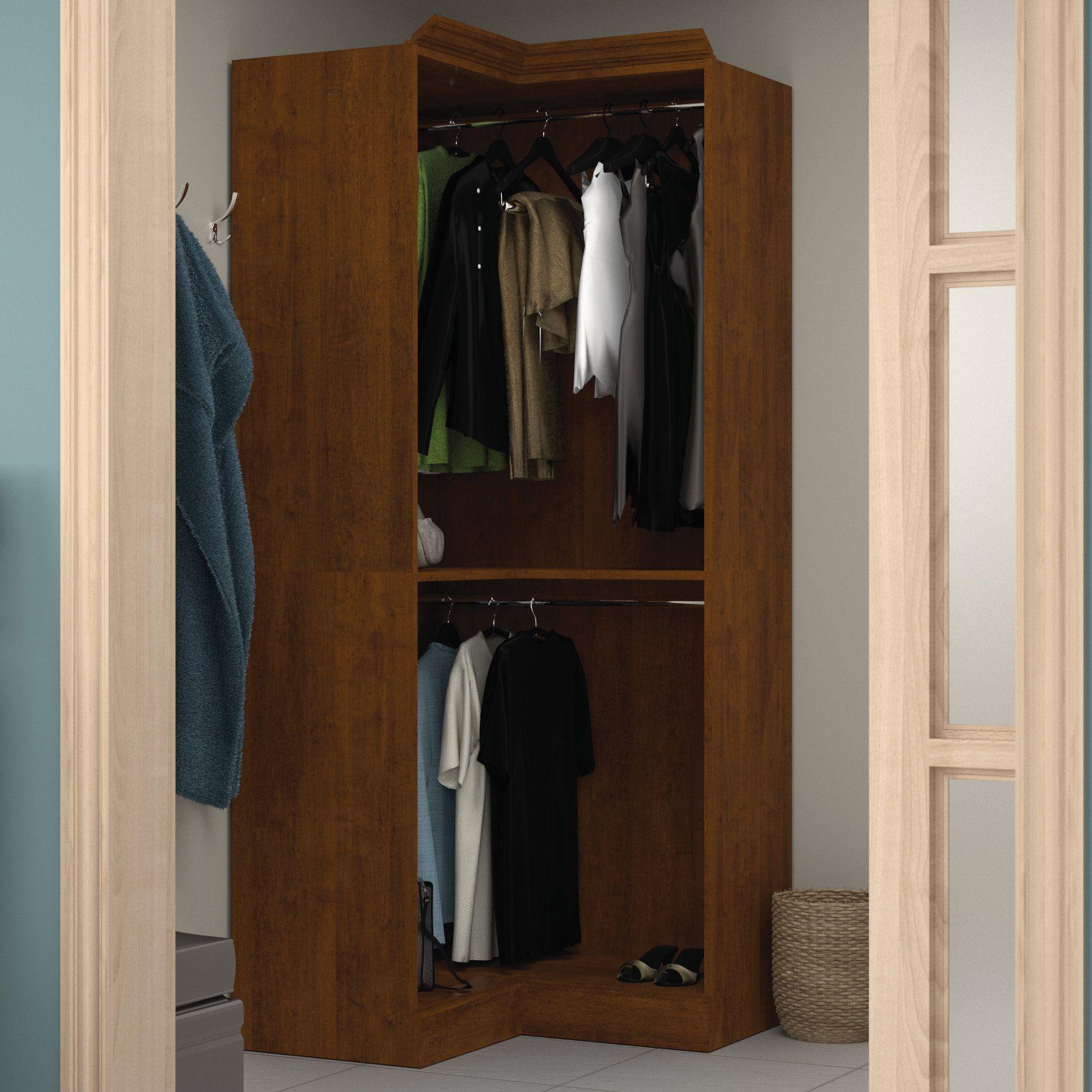 "Saltsman 35.8""W Closet System"
