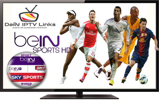 Searching for daily iptv links? Find Iptv links from all