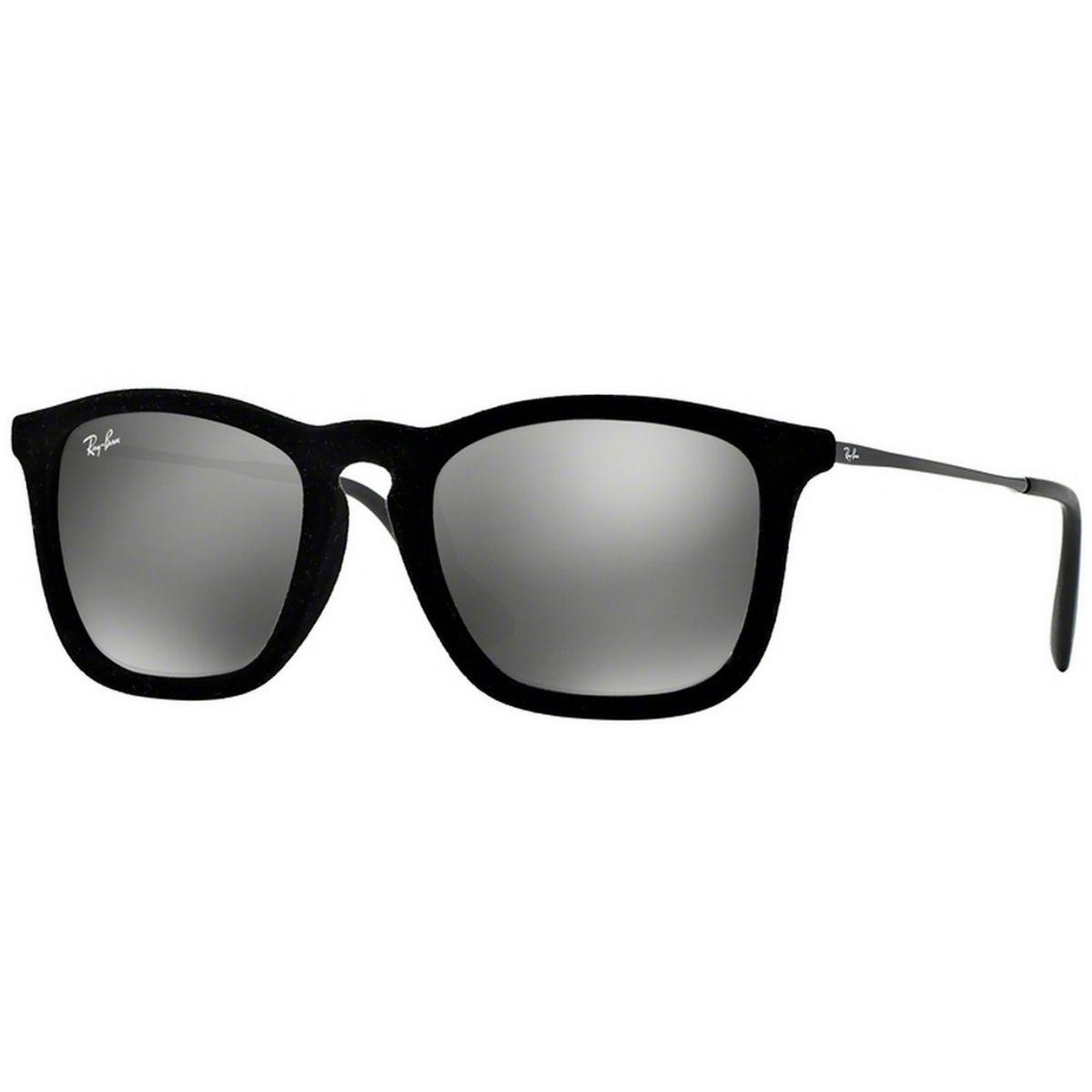 8f0b09627b52b2 Óculos De Sol Ray Ban Chris Veludo RB4187 60756G Tam.54   Eyewear in ...
