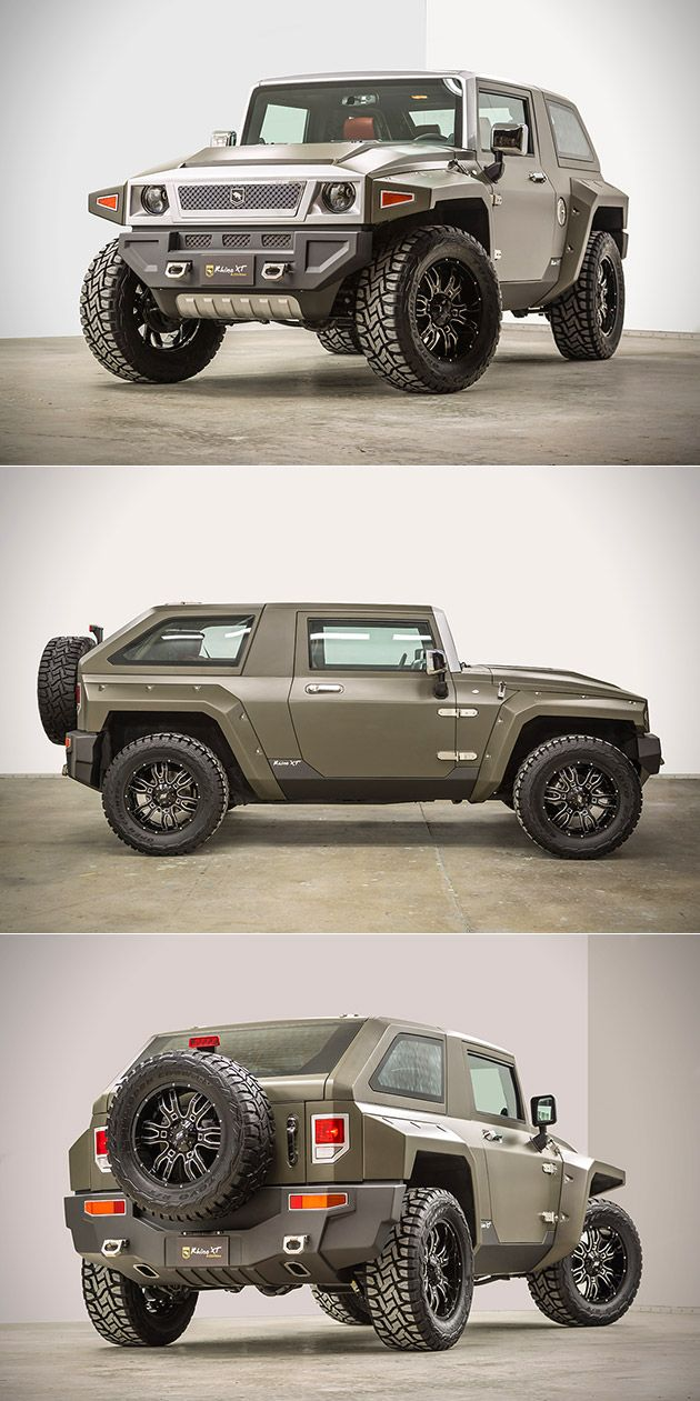 Rhino Xt Ussv Is A Military Grade Jeep Wrangler Unlimited