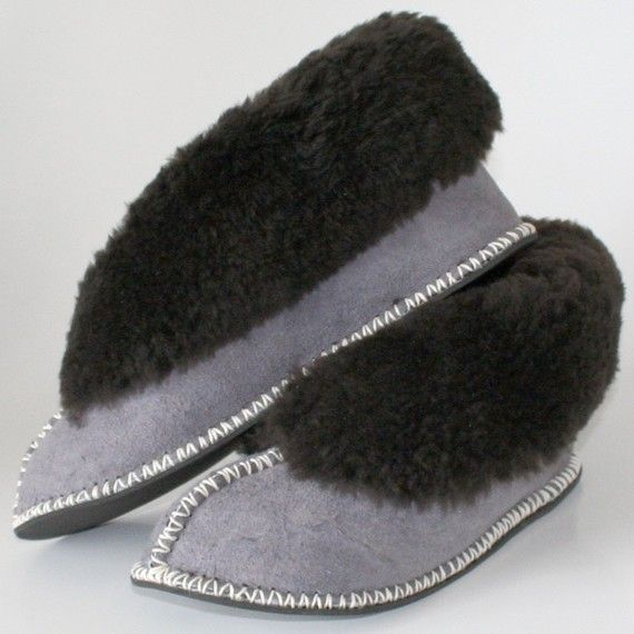 comfy slippers for sf not so cold nights.