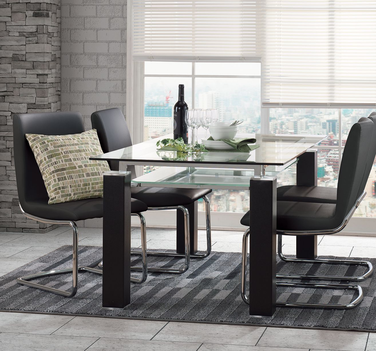 Dining Table And Chairs From Akihome
