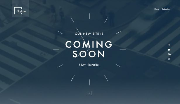 Coming soon - Website Templates | Free HTML5 Website