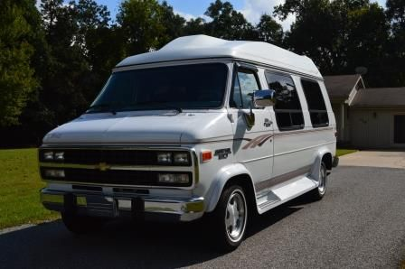 Vci Classifieds Chevrolet Van Chevy Van Gmc Vans
