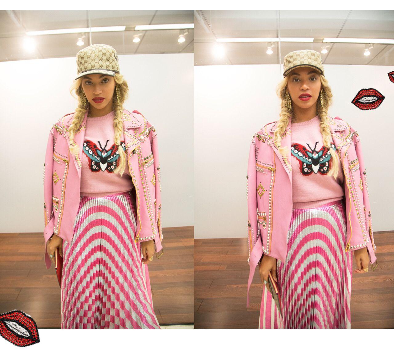 Beyoncé in New York City, (Oct. 3rd, 2016)   Beyoncé 2016 Part 2 ...