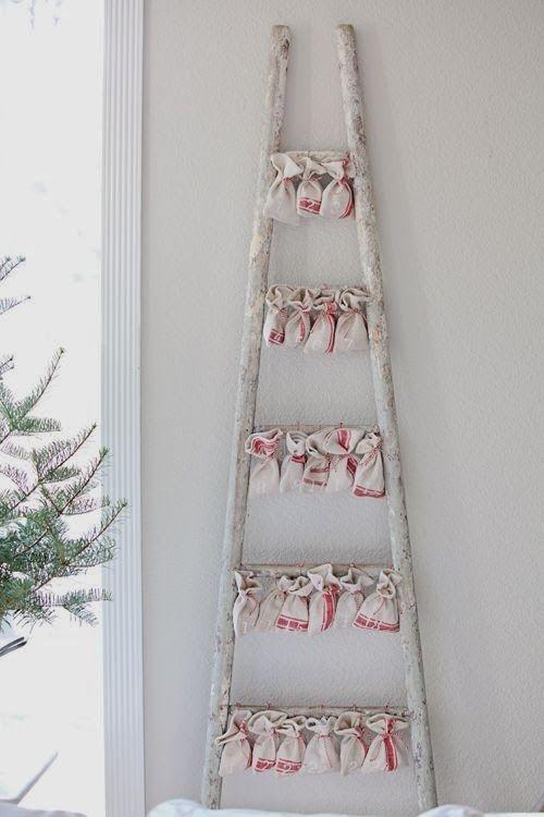 Mucho Más Que Dos Calendario De Adviento Calendario De Adviento Calendarios De Adviento De Navidad Navidad Estilo Campestre