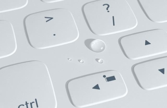 Logitech FabricSkin Keyboard Case Protects From Spills