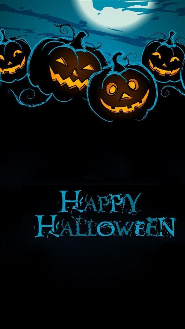 Happy Halloween Iphone 5 Wallpapers Samajn Yaponskie Illyustracii Illyustracii