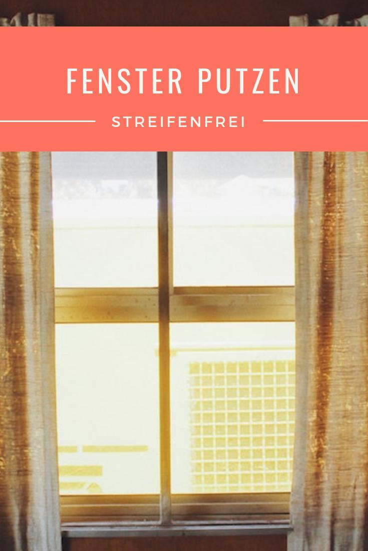 Kennst Du Das Du Nimmst Dich Nach Langem Zogern Endlich Der Aufgabe Fenster Putzen An Gibst Di Fenster Putzen Fenster Streifenfrei Putzen Fensterputzmittel